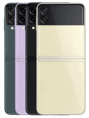 o2 - Samsung Galaxy Z Flip3 5G - Farben