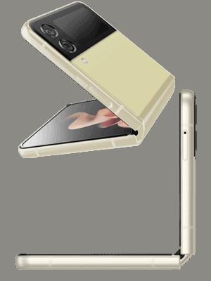 o2 - Samsung Galaxy Z Flip3 5G - Display geklappt