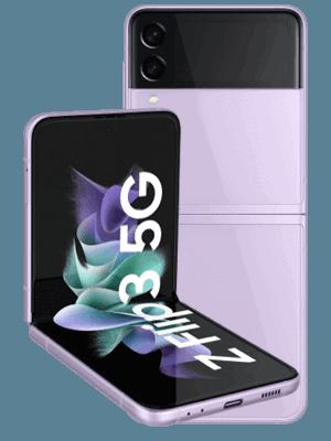 o2 - Samsung Galaxy Z Flip3 5G - lavender (lavendel / lila)