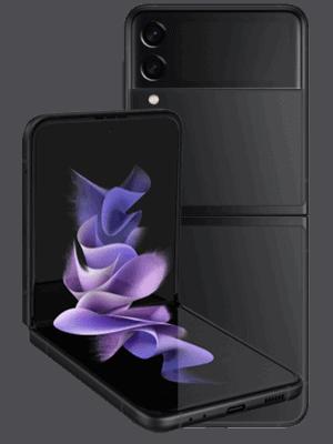 o2 - Samsung Galaxy Z Flip3 5G - phantom black (schwarz)