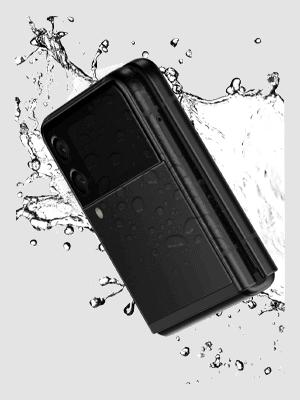 o2 - Samsung Galaxy Z Flip3 5G - wasserfest