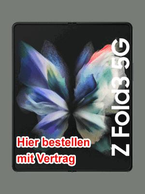 o2 - Samsung Galaxy Z Fold3 5G - hier kaufen / bestellen