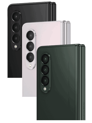 o2 - Samsung Galaxy Z Fold3 5G - Farben / Varianten