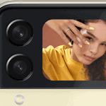 Kamera vom Samsung Galaxy Z Flip3 5G