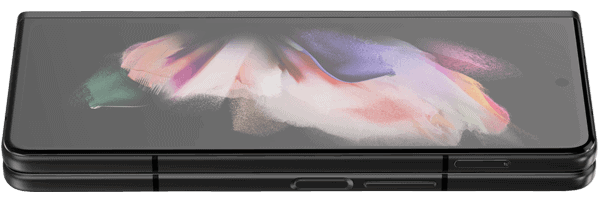 Front-Display vom Samsung Galaxy Z Fold3 5G