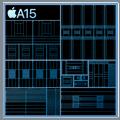 Prozessor vom Apple iPhone 13 Pro