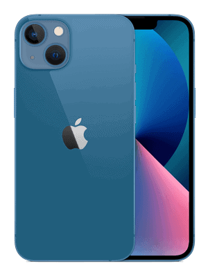 o2 - Apple iPhone 13 - blau