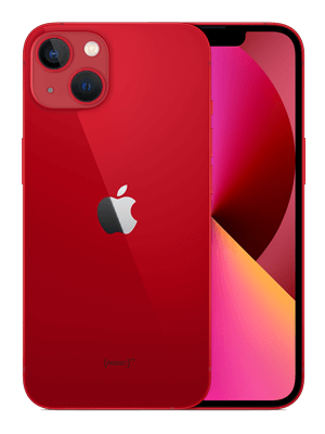 o2 - Apple iPhone 13 - rot (product red)