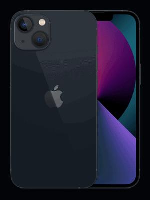 o2 - Apple iPhone 13 - schwarz / mitternacht