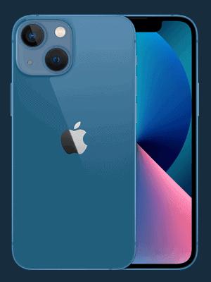 o2 - Apple iPhone 13 mini - blau