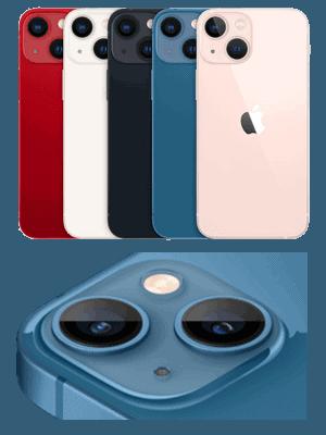 o2 - Apple iPhone 13 mini - Farben