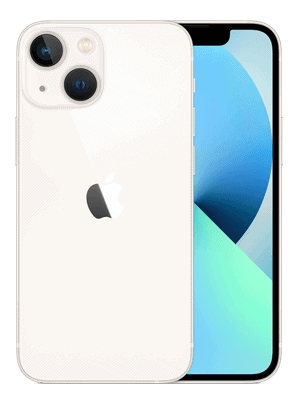 o2 - Apple iPhone 13 mini - weiß / polarstern